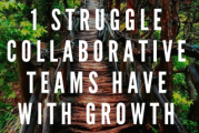 1 Struggle Collaborative Teams Have With Growth