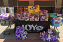 Joy FM Dials Up Thousands of Diapers for Local Pregnancy Centers