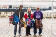 WAY-FM 30th Anniversary Cruise to Alaska Brings School Supplies for the Needy in Juneau