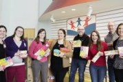 Life 102.5 Delivers Over 23,000 Cans of Play-Doh to Children in Hospitals Around Wisconsin