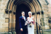 Hillsong UNITED's Taya Smith Gets Married