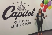 Capitol CMG's Promotion Team Welcomes Sarah Anderson