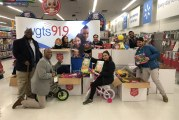 WGTS 91.9 Listeners Give Toys for Angel Tree