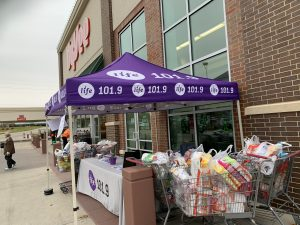 Life 101 9's Listeners Rally Together to End Hunger | CMB