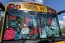 SOS Radio STUFFED THE BUS For At Risk Las Vegas Students!