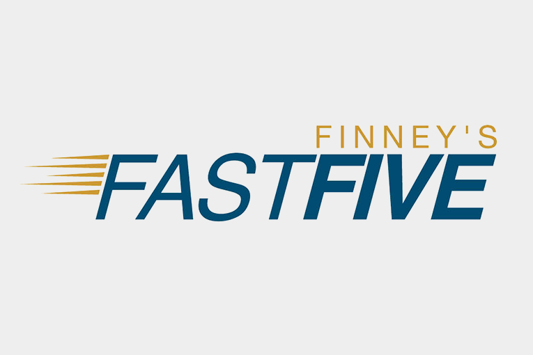 Top 5 Morning Show Topics - Finney's Fast 5
