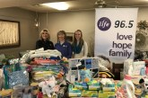 Life 96.5 Listeners Bring Joy to Moms Choosing Life for Their Unborn Babies