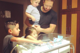 Danny Gokey Welcomes Fourth Child!