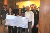 89Q Partners with Police Depts and Culvers for Lights of Christmas Drive