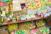 Life 102.5 Listeners Donate Over 30,000 Cans of PlayDoh for Local Children's Hospital