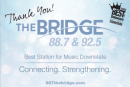 The Bridge Named Best Radio Station for Music Downstate by Delaware Today