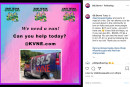 89.5 KVNE Uses Instagram to Raise Money for a Station Vehicle