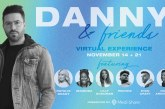 "Danny Gokey Announces ""Danny & Friends Virtual Experience"" Radio Partner Program"