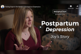 Finding Hope in the Middle of Postpartum Depression