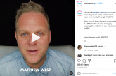 Matthew West Invites Listeners to Make an Impact…