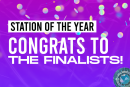 Congratulations to the 2021 CMB Station of the Year Finalists