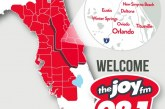 JOY Comes To Orlando At 98.1 FM
