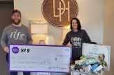 Life 97.9 Listeners Provide Over $10,000 in Home Furniture