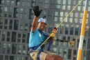 WGTS On-Air Staff Rappel 17 Stories to Help Haitian Orphans